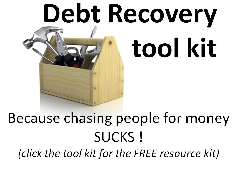 debt recovery tool kit